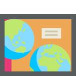 Omslag Wereldkaart