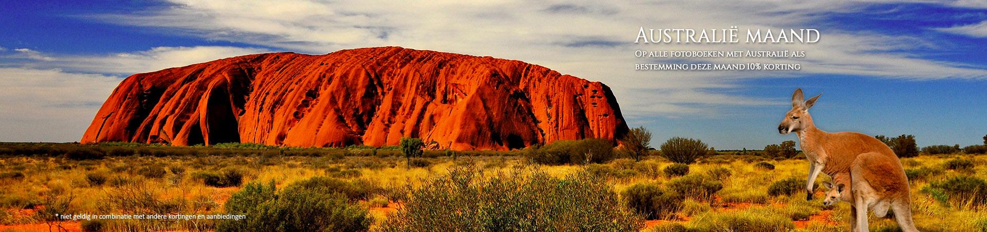Australie maand