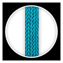 leeslint-azuurblauw