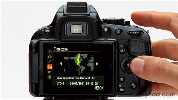 Tijd camera