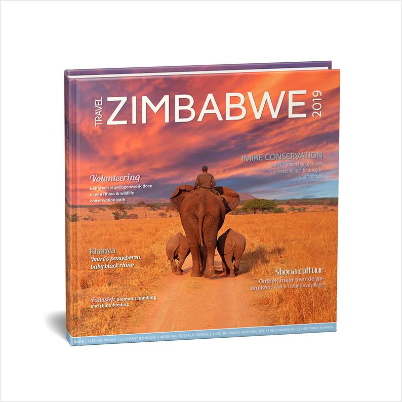 Vrijwilligerswerk Zimbabwe
